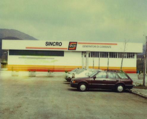 Sincro history, 1989