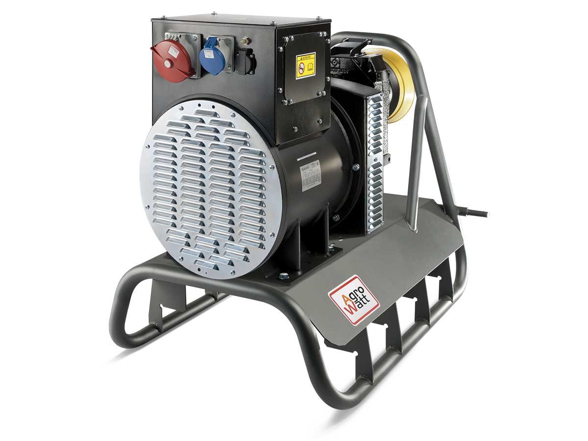 generatore pto con attacco a cardano