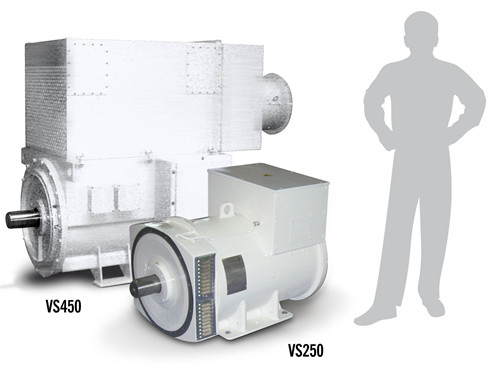 generators variable speed for wind turbines and other applications