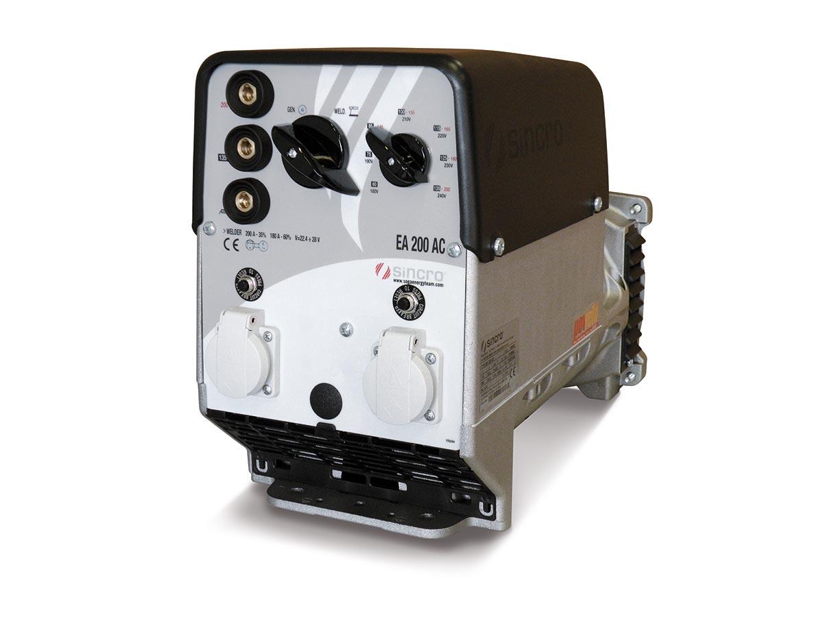 incro AC welder generator 200A