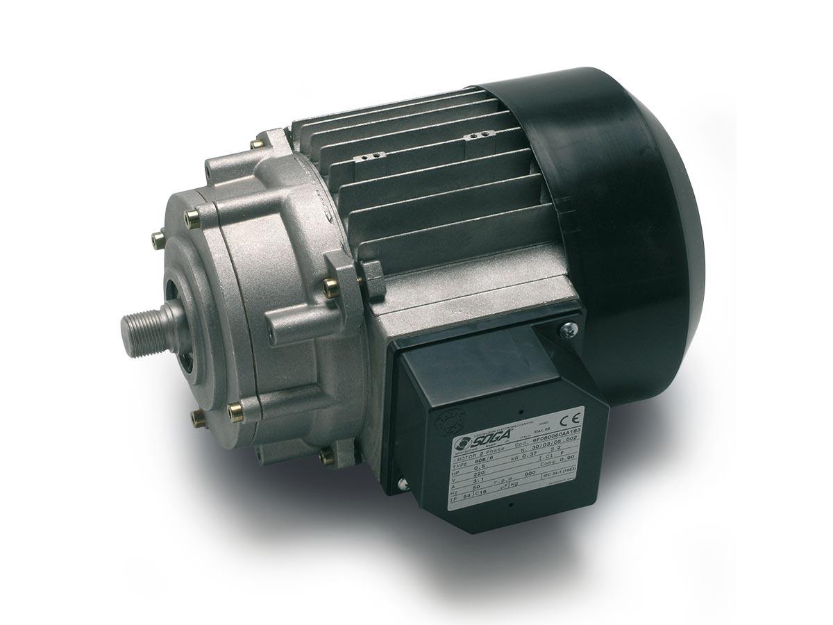 motore con riduttore