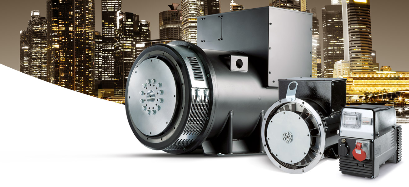 alternators sincro for generating set