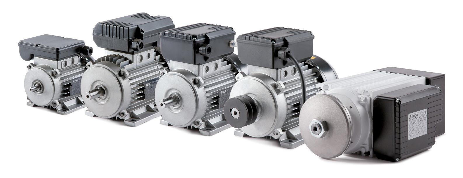 Motori elettrici monofase una questione di scelta for Motori elettrici per macchine da cucire