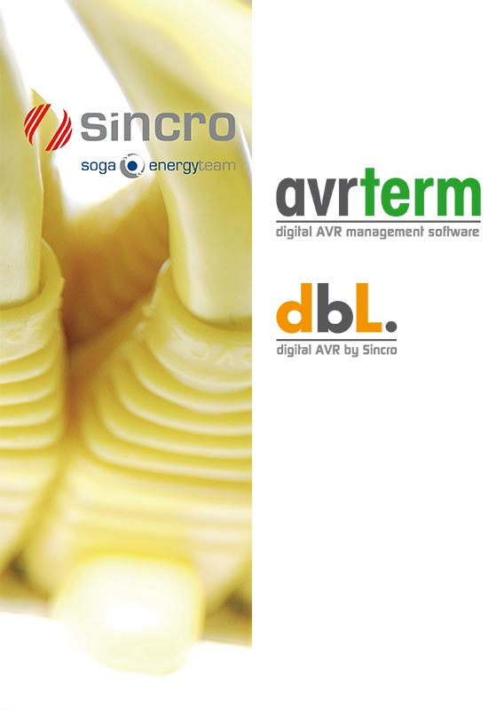 VRTERM SINCRO AVR DBL SOFTWARE