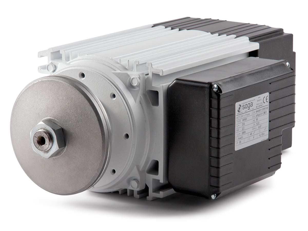 flat motors