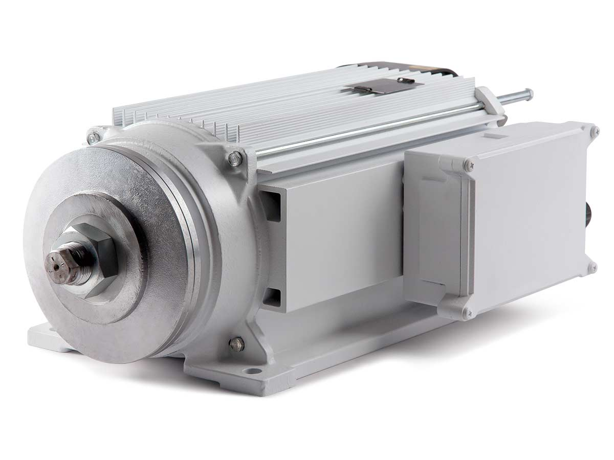 motor for cutting machines
