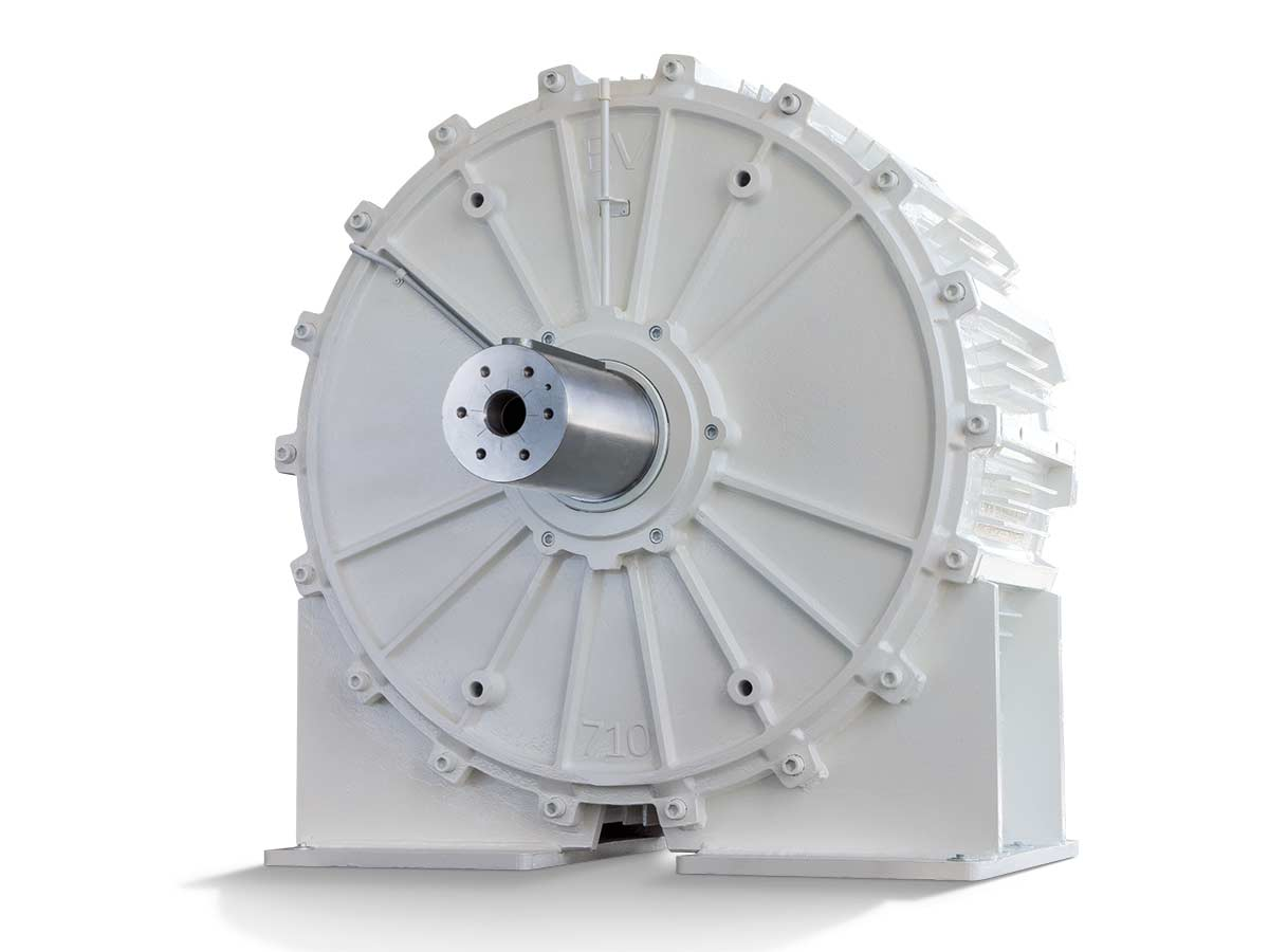 pmg permanent magnet generator wind