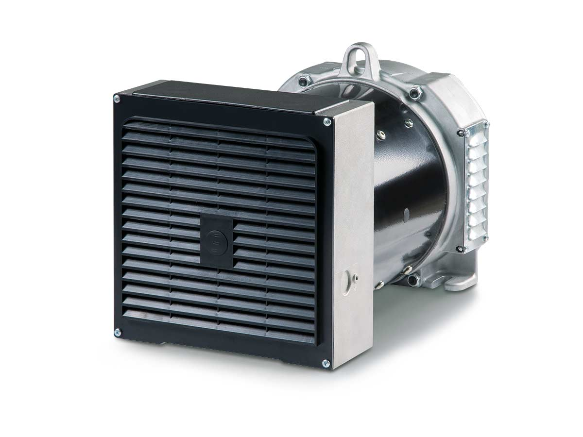 IP23 2 4 pole alternator