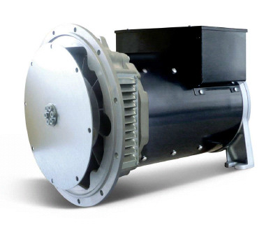 sincro brushless industrial alternator
