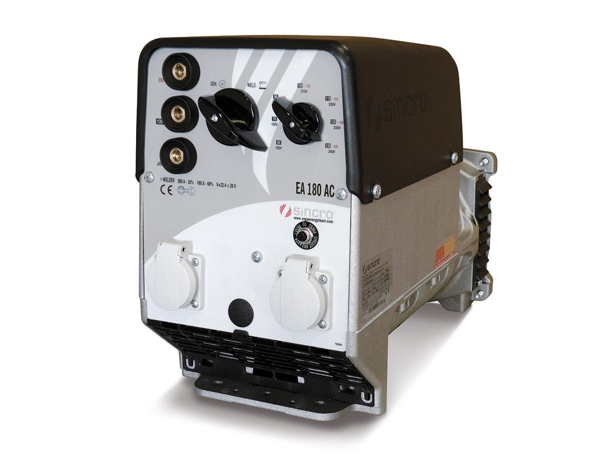 incro AC welder generator 180A