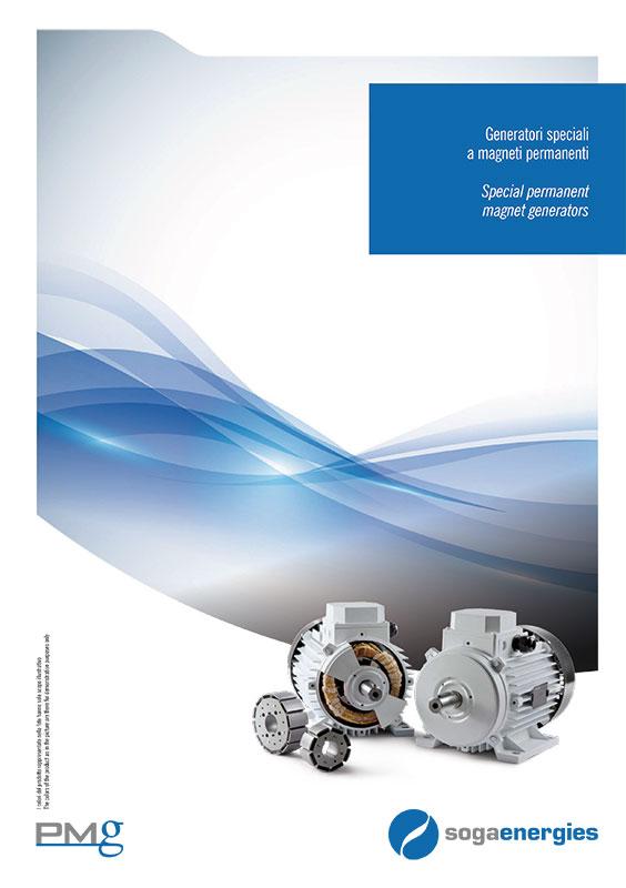 permanent magnet generators, special executions
